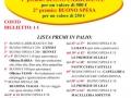 Locandina lista premi Lotteria 2018